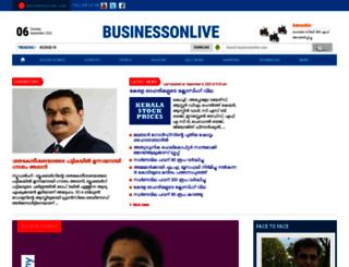 businessonlive.com screenshot