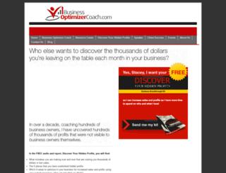 businessoptimizercoach.com screenshot