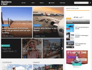 businessreviewaustralia.com screenshot