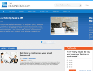 businessroom.com screenshot