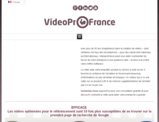 businessvideo.fr screenshot