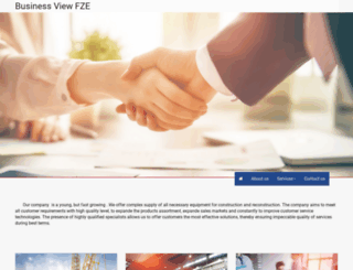 businessview.ae screenshot