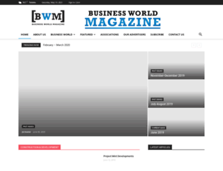 businessworld-magazine.com screenshot