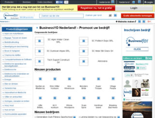 businessyo.nl screenshot