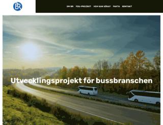 bussbranschen.se screenshot