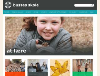 busses.dk screenshot
