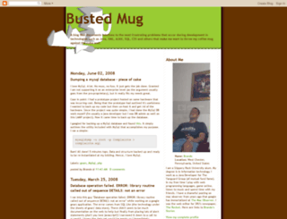 bustedmug.blogspot.in screenshot
