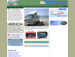 bustopia.com screenshot