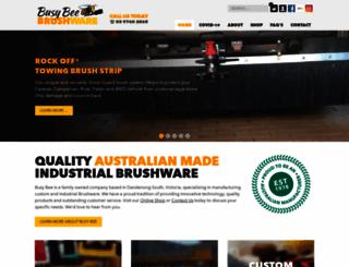 busybee.com.au screenshot