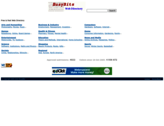 busybits.com screenshot