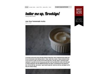 buttermeupbrooklyn.com screenshot