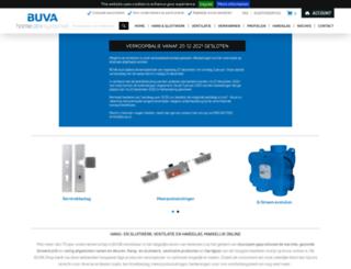 buva-online.nl screenshot