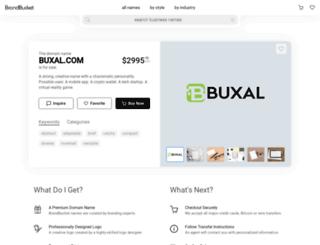 buxal.com screenshot