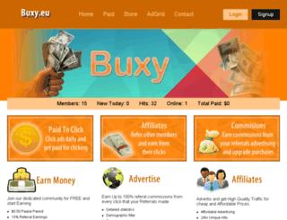 buxy.eu screenshot
