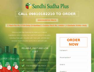 buy-sandhisudhaplus.in screenshot