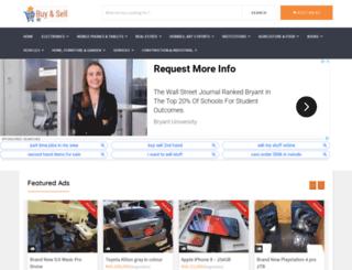 buyandsell.co.ke screenshot