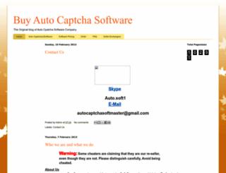 buyautocaptcha.blogspot.com screenshot