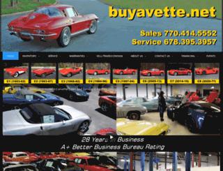 buyavette.net screenshot