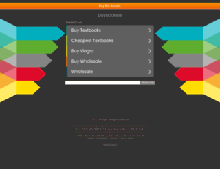 buybooks.ie screenshot