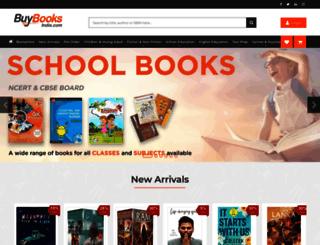 buybooksindia.com screenshot