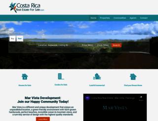 buycostaricarealestate.com screenshot