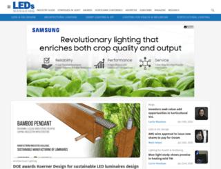 buyersguide.ledsmagazine.com screenshot