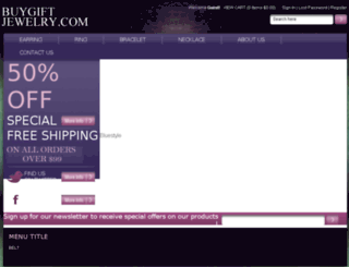 buygiftjewelry.com screenshot
