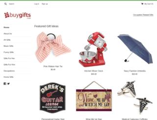 buygifts.com screenshot