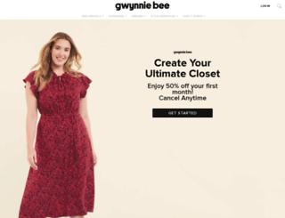 buying.gwynniebee.com screenshot