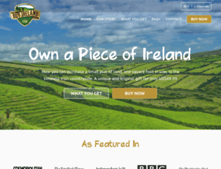 buyireland.com screenshot