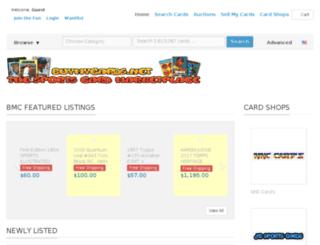 buymycards.net screenshot