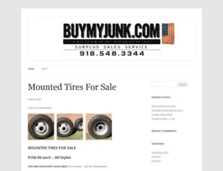 buymyjunk.com screenshot