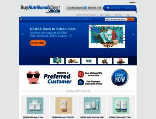 buynutritionals.com screenshot