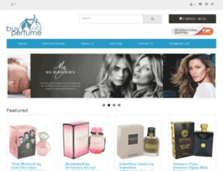 buyperfume.org screenshot