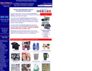 buypromoitems.com screenshot