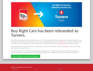 buyrightcars.co.nz screenshot