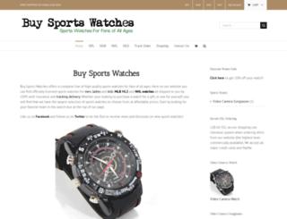 buysportswatches.com screenshot