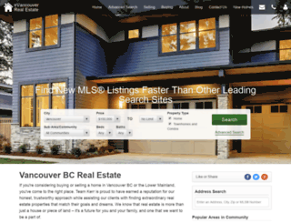 buyvancouverproperties.com screenshot