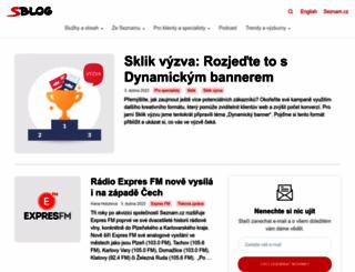 buyxanaxb.sblog.cz screenshot