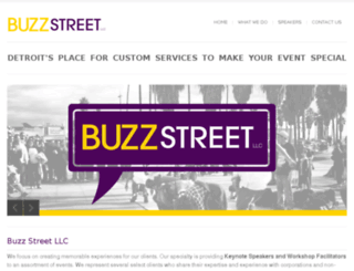buzz-street.com screenshot
