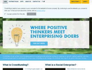 buzzbnk.org screenshot