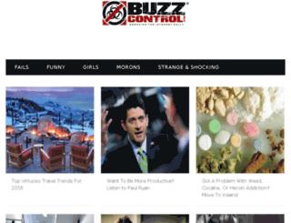 buzzcontrol.com screenshot
