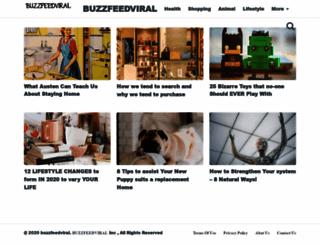 buzzfeedviral.com screenshot