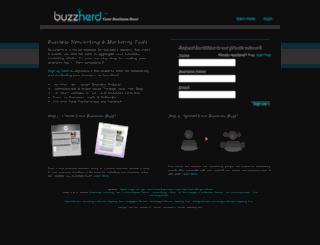 buzzherd.com screenshot