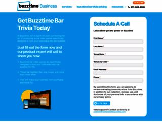 buzztimebusiness.com screenshot
