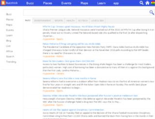 buzztrick.com screenshot