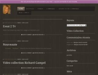 bvager.com screenshot