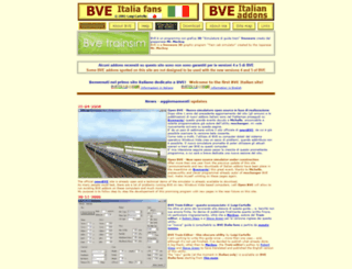 bve.altervista.org screenshot