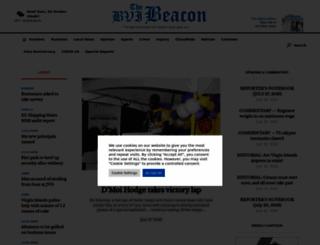 bvibeacon.com screenshot