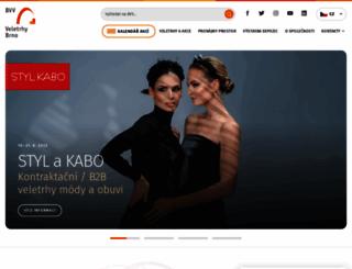 bvv.cz screenshot